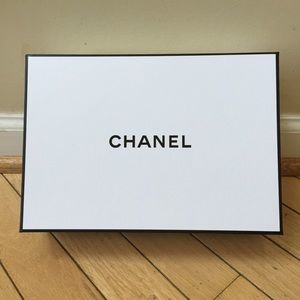 Chanel Heavy Duty Box. Brand New.